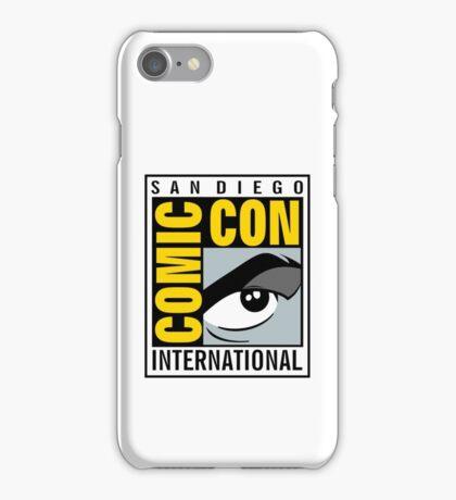 Comic Con iPhone Case/Skin