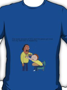 Rick And Morty: Mr. Goldenfold T-Shirt
