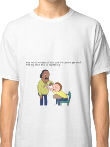 Rick And Morty: Mr. Goldenfold Classic T-Shirt
