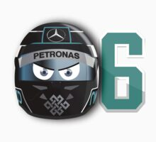 Nico ROSBERG_2014_Helmet by Cirebox