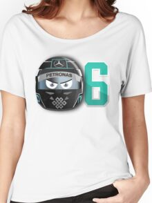 Nico ROSBERG_2014_Helmet Women's Relaxed Fit T-Shirt