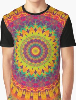 Mandala 92 Graphic T-Shirt