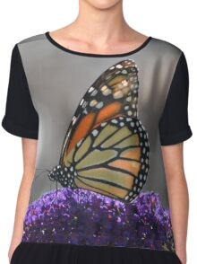 Monarch Chiffon Top