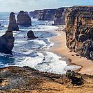 Twelve Apostles by Werner Padarin