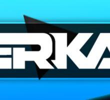 Zerkaa Sticker Sticker