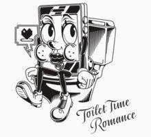 TOILET TIME Kids Tee
