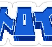 METOROIDO Sticker