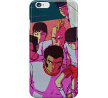 MP100 - Don't Mess With The Body Improvement Club iPhone Case/Skin