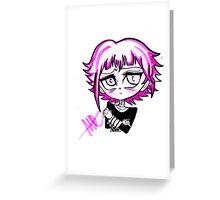 Crona Greeting Card