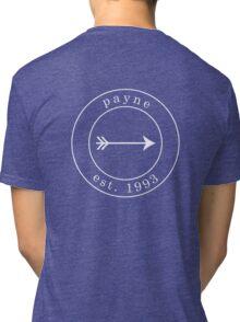 Liam Payne est. 1993 Emblem White Tri-blend T-Shirt