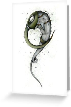 Maskfish by Kaitlin Beckett
