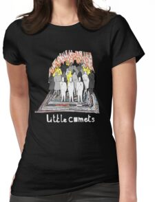 Little Comets - Album Covers Womens Fitted T-Shirt