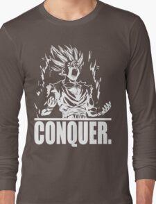 CONQUER (Teen Gohan) Long Sleeve T-Shirt