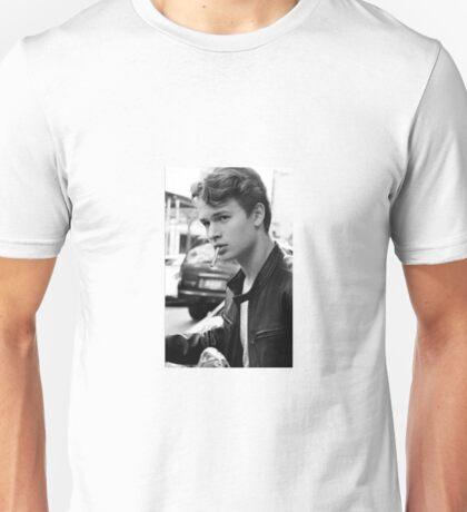 Augustus Waters Cigarette Print Unisex T-Shirt