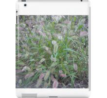 Fuzzy iPad Case/Skin