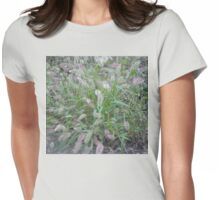 Fuzzy Womens Fitted T-Shirt