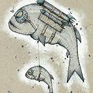 Rocket Taxi by Kaitlin Beckett