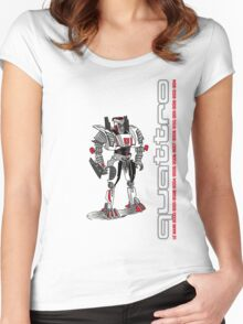 AUDI R18 E-TRON QUATTRO Women's Fitted Scoop T-Shirt