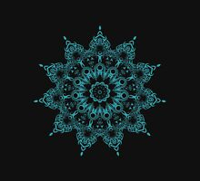 Mandala Turquoise Hoodie