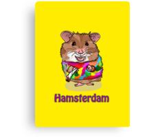 Hamsterdam Canvas Print