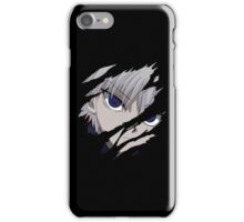 Killua Zoldyck Anime Manga Shirt iPhone Case/Skin