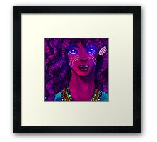 Mia Number 1 Framed Print