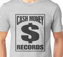 cash money records Unisex T-Shirt