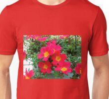 Portulaca, moss rose  Unisex T-Shirt