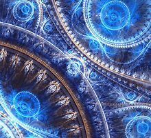 Space-time Mesh by MartinCapek