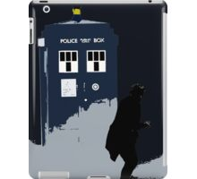 Skaro in Silhouette  iPad Case/Skin