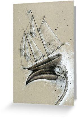 Frigate Bird by Kaitlin Beckett