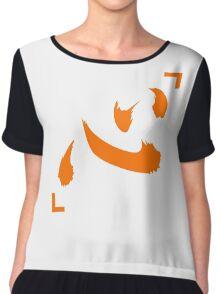 Chairman Netero Lucky Shirt Symbol Anime Manga Shirt Chiffon Top