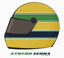 AYRTON SENNA FOREVER Kids Clothes