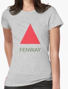 Fenway Park - Red Sox Womens Fitted T-Shirt