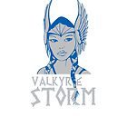Valkyrie Storm by MCRollerGirls