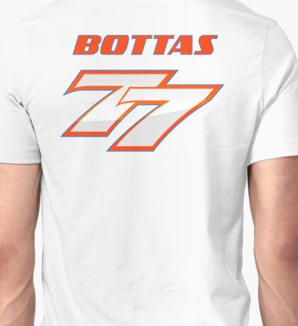 VALTTERI BOTTAS_#77_2014_HELMET Unisex T-Shirt