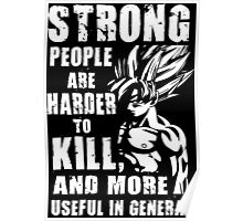 Strong People Are Harder To Kill and More Useful Poster