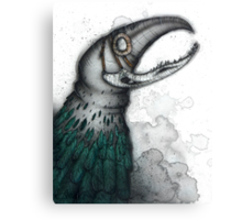 Crocjaw Canvas Print