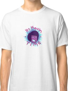It's Kevin Time Party Colors Classic T-Shirt