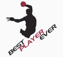 Best player ever Kids Clothes