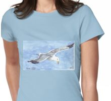 Jonathan Livingstone Seagull Womens Fitted T-Shirt