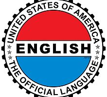 USA Official Language by morningdance