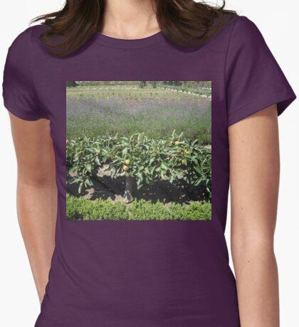 dwarf  Womens Fitted T-Shirt