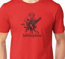 Bibliophile -- Book Demon Unisex T-Shirt