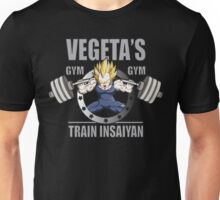 Vegeta's Gym Unisex T-Shirt