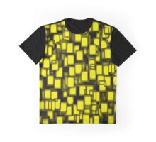 3D Gold Poker Cards Pattern  Graphic T-Shirt