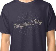 Singular They Classic T-Shirt