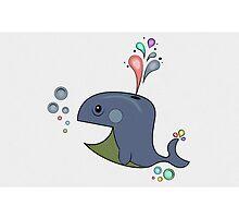 A Happy Whale by k-patz