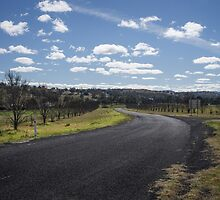 Cassilis New South Wales Australia by Allport Photography