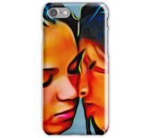 FEMME_fatale iPhone Case/Skin